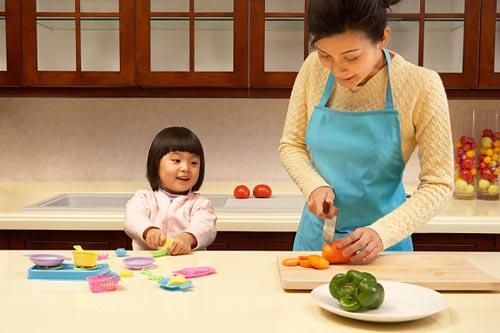 Tìm hiểu cách chuẩn bị thức ăn của bạn